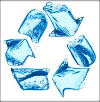 Reciclagem da água