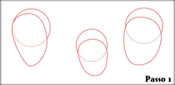 dicas para desenhar rostos humanos
