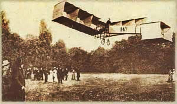 Dumont ficou conhecido como o pai da aviação.