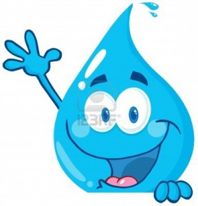 A água é o melhor alimento para o corpo e a alma do ser humano.