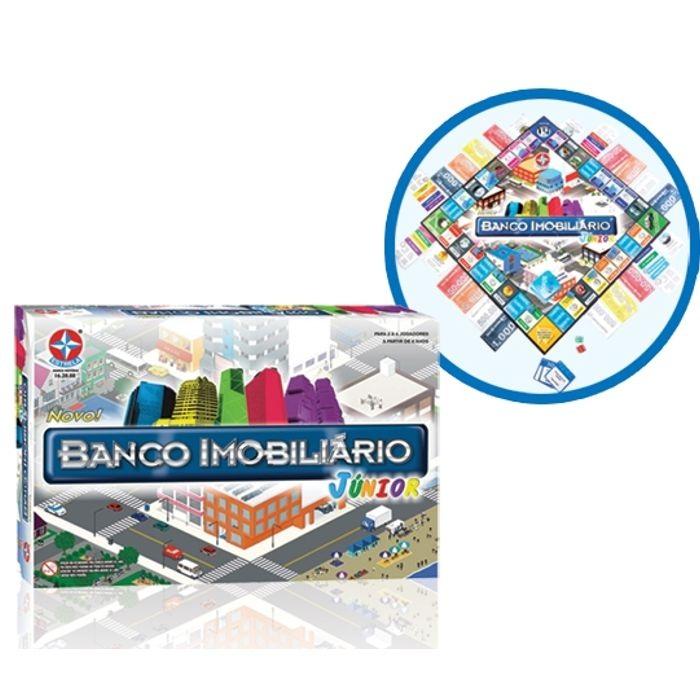 Banco Imobiliário, possui duas versões, confira qual é a sua. Foto Reprodução