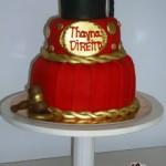 Formato, usado apenas como simbolo. Porém tem como fazer bolos nesses formatos.