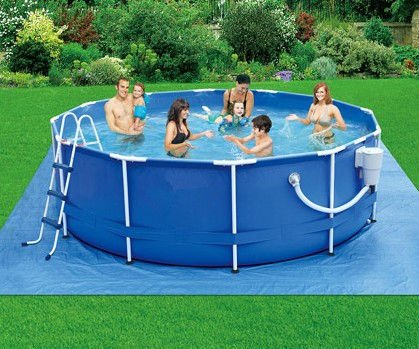 Como tratar gua de piscina de pl stico brasil blogado for Piscinas baratas de plastico