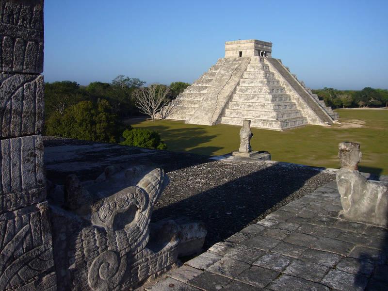 Wallpaper Hd De Cancun: 7 Maravilhas Do Mundo Antigo E Moderno