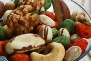 Benefícios das frutas secas