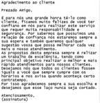 Carta de agradecimento 3