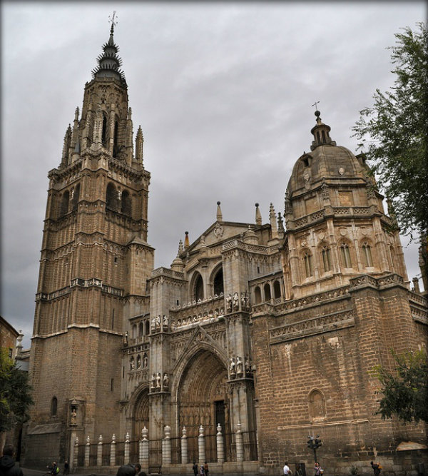 Pontos turísticos da Espanha