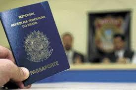 Solicitação de passaporte