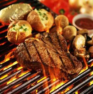 Quantidade de carne por pessoa refeição