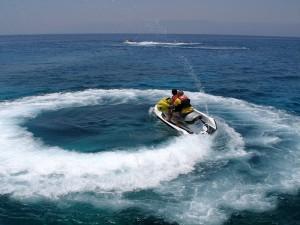 Como usar um jet ski com segurança