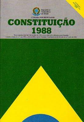 Com base na constituição, dá para saber os direitos e deveres de todos os servidores.