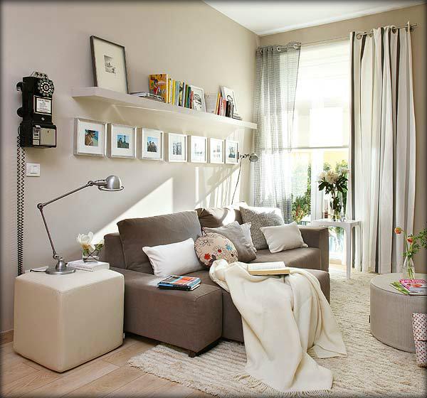 Dicas para decoração de apartamento pequeno