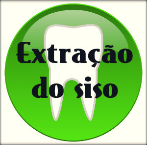 Extração dente siso