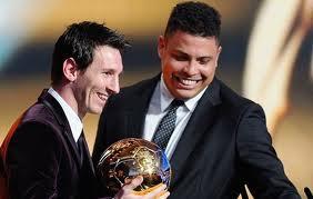 prêmio de melhor jogador do mundo.