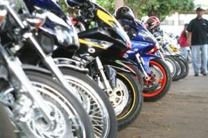 Encontro de motos 2012