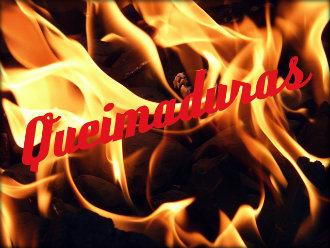 Primeiros socorros para queimaduras de 1°, 2° e 3° grau