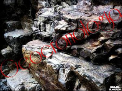 Idade das rochas: cálculo relativo e absoluto.
