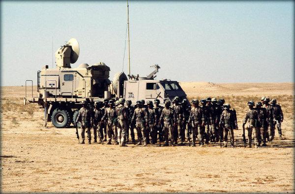 Conflito no Oriente Médio