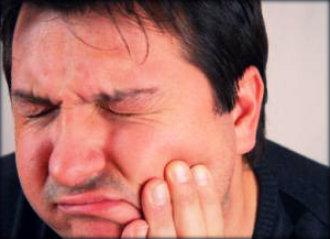 Tratamento para dor de dente com edema