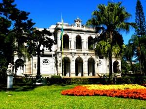 Locais mais visitados no Brasil