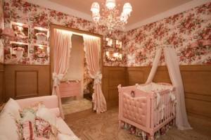 Lustre para quarto de bebe
