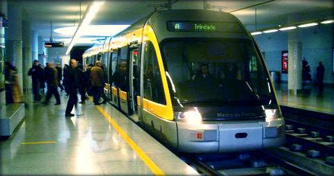Estações de metrô no Brasil