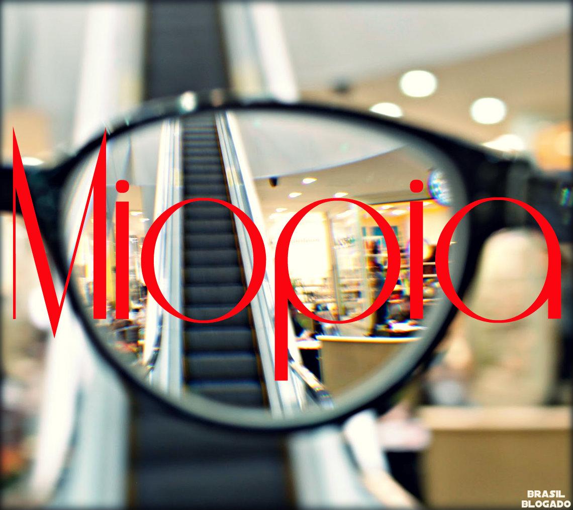 Miopia: causas, sintomas, tratamento e cura.