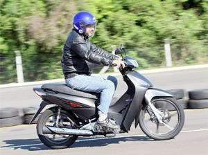 Moto HONDA BIZ 300x224