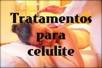 Tratamentos contra celulite