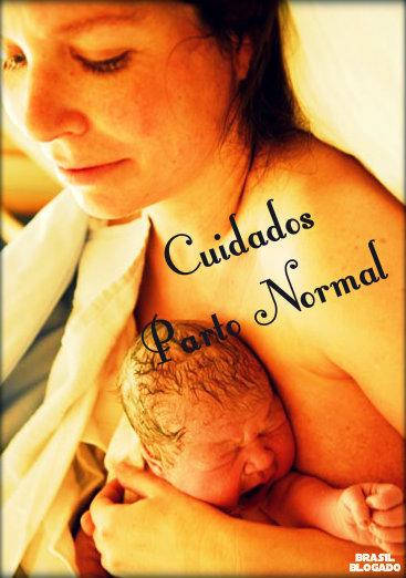 Cuidados necessários no pós parto normal.