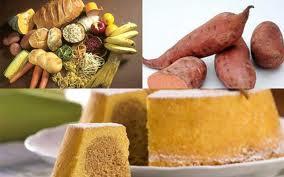 Quais são os alimentos que contem carboidratos
