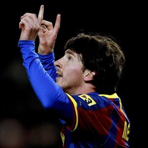 Segundo informações divulgadas em uma pesquisa da revista France Football, o jogador argentino Lionel Messi.