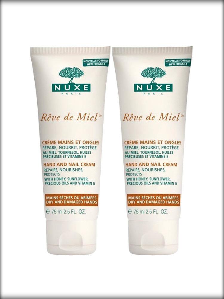 Rêve de Miel Hand and Nail Cream. Preço na Sephora: R$ 83,00 reais.