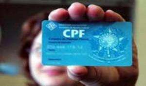 Segunda Via CPF