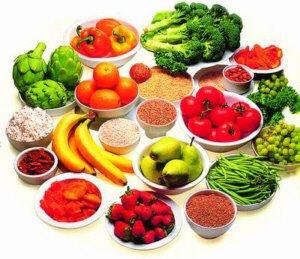 Alimentos para dieta saudável