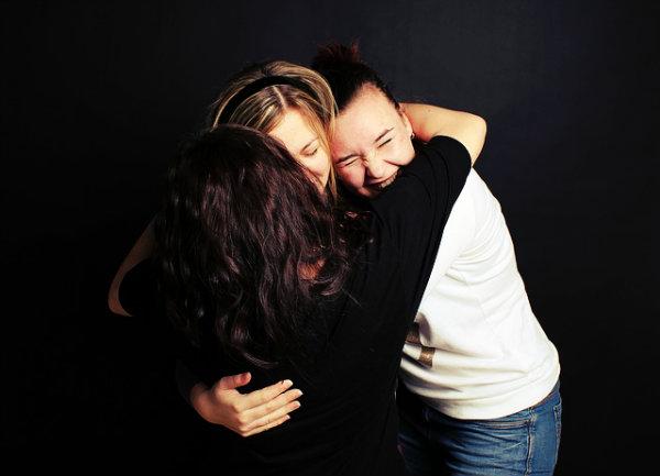 Uma amizade verdadeira vale mais que qualquer outra coisa.