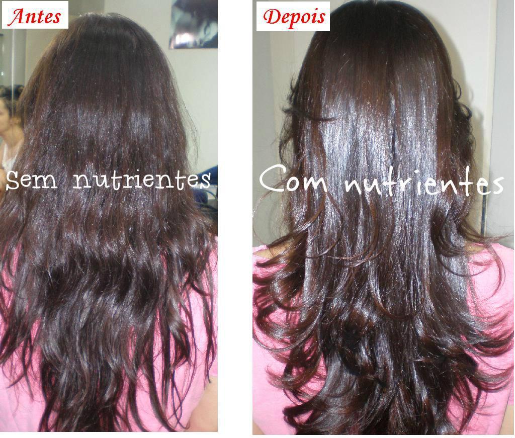 Não passe quaisquer produto no seu cabelo, somente porque ele indica que é para cabelos quimicamente tratados, pois pode ser que ele reaja de maneira retro toga.
