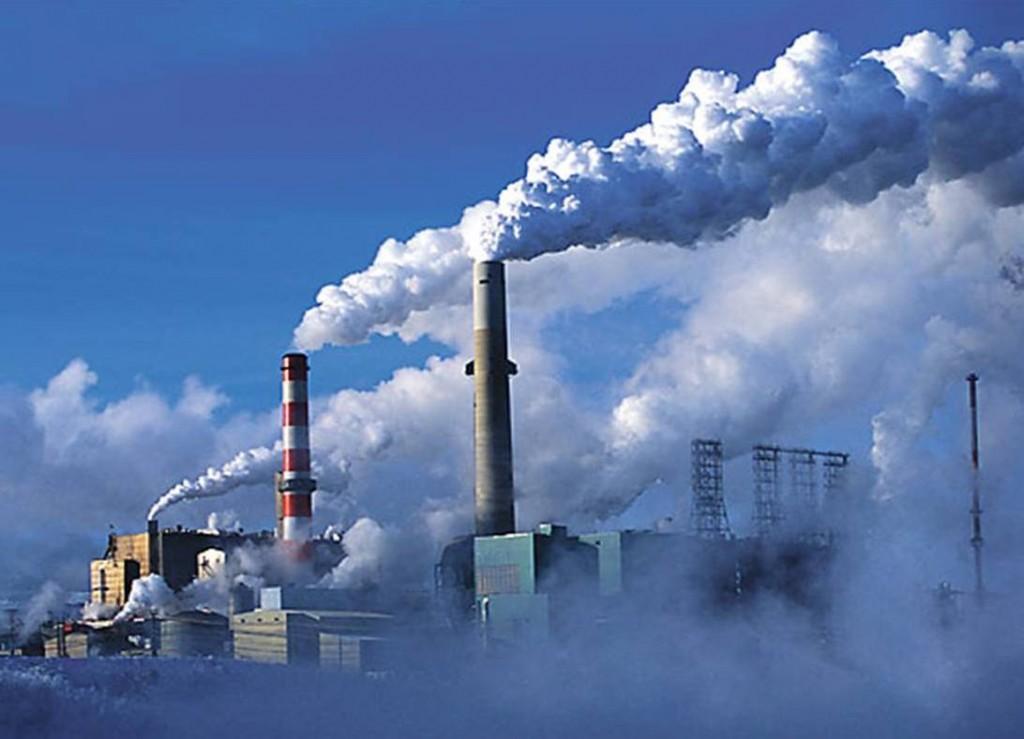 As fábricas dos Estados Unidos possuem 36% de culpa, sobre todo o estrago que causamos.
