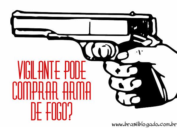 Não tenha uma arma de fogo em vão.