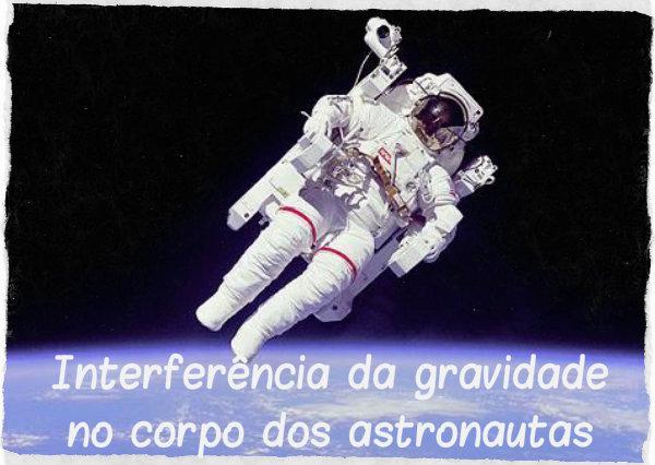 Antes de irem para o espaço, os astronautas convocados, passam por um período de adaptação.