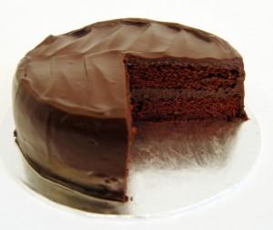 Recheio de bolo de chocolate receita