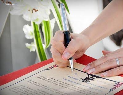 Os documentos são necessários, para que se possa dirma o compromisso, perante ao homem.