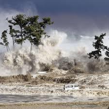 catástrofe ambiental