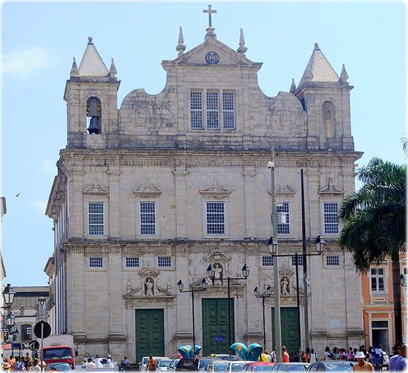 Antiga escola dos Jesuítas.