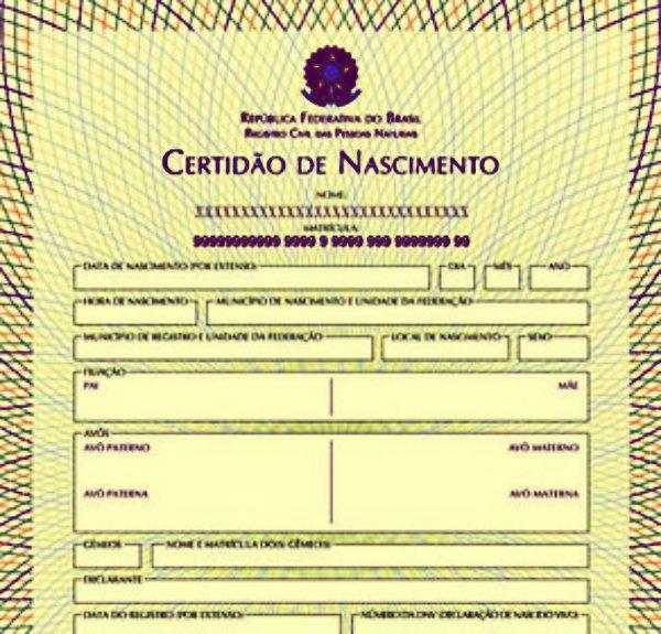 Por meio dela, pode-se retirar os de mais documentos, como RG, CPF, Título de eleitor e de mais.