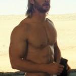 Atualmente no filme Thor.