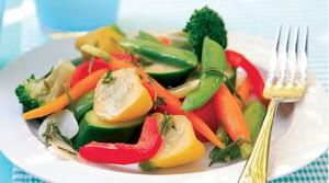 Como cozinhar verduras no micro ondas