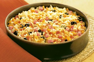 Como aproveitar sobras de arroz