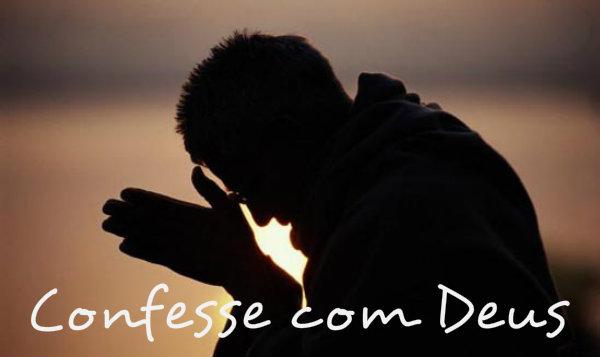 Como confessar os pecados a Deus - Brasil Blogado