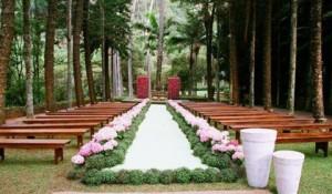 Espaço para casamentos dicas